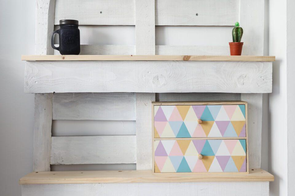Decoracion de palets cool decoracin de cocina con palets for Decoracion de palets